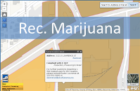 Recreational Marijuana Map