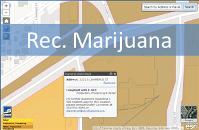 Recreational Marijuana Map